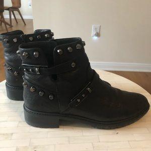 Stuart Weitzman Go West Ankle Boots